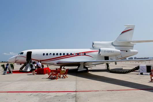 达索飞机制造公司多年来主要以军用飞机为经营重点